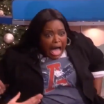 Here's Octavia Spencer freaking out on 'Ellen' in an Auburn shirt