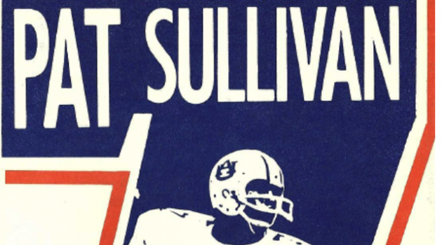Check out Auburn's 'Pat Sullivan for Heisman' brochure