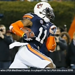 Golf Channel highlights Auburn win over Bama with half a minute on the Kick Six