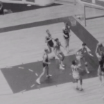 Rare 1970 Auburn basketball film