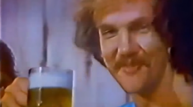 When Bo went over the top, an Auburn man drank an Old Milwaukee on national TV