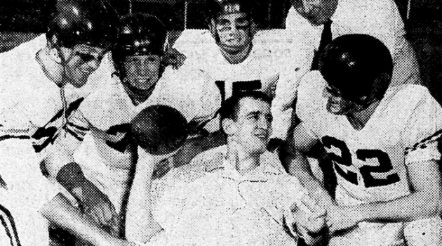 It's Pronounced Jordan: Remembering Auburn's 7-fingered, polio-stricken star quarterback of yore