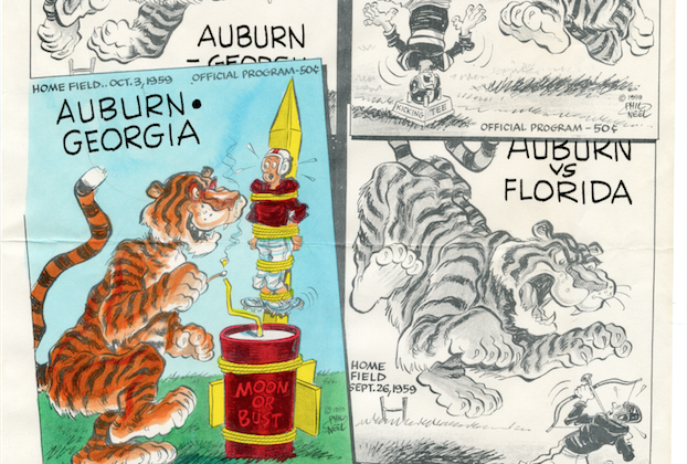 Phil Neel's Tiger for Hire
