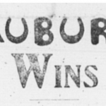 Auburn's first game vs. Samford resulted in the best football headline ever