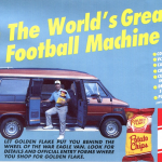 Remembering Golden Flake's 'War Eagle,' the World's Greatest Football Machine