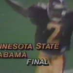 That time Minnesota State beat Bama on 'Coach' in 1995