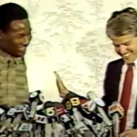 Watch Bo Jackson's 1987 press conference in Auburn announcing his decision to play for the Raiders