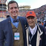 Weather Channel meteorologist Reynolds Wolf forecasts more Auburn Spirit come fall