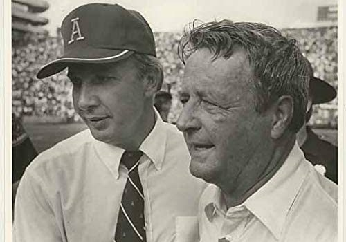 'I told Bobby we came to play': 1981 audio of Pat Dye talking about butting heads with Bobby Bowden over recruits