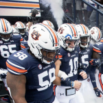 Auburn still seen as 3rd-tier SEC contender early in 2021